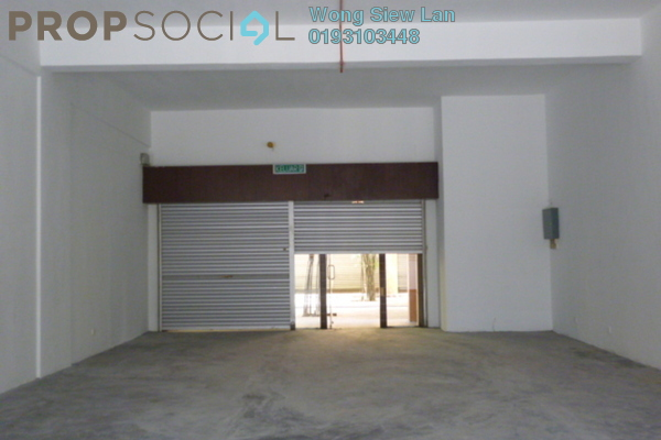 For Sale Shop at Perdana The Place, Damansara Perdana Leasehold Unfurnished 0R/2B 1.3m
