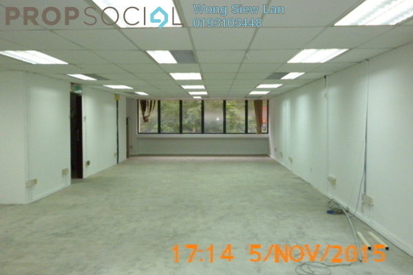 For Rent Office at Perdana Business Centre, Damansara Perdana Leasehold Unfurnished 1R/2B 2.5k