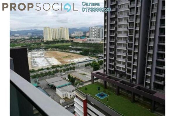 For Rent Condominium at Platinum Hill PV3, Setapak Freehold Unfurnished 3R/2B 1.6k