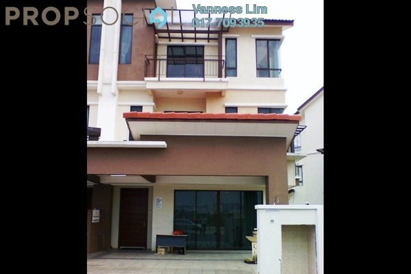 For Sale Terrace at Mutiara Bukit Jalil, Bukit Jalil Freehold Semi Furnished 6R/5B 960k