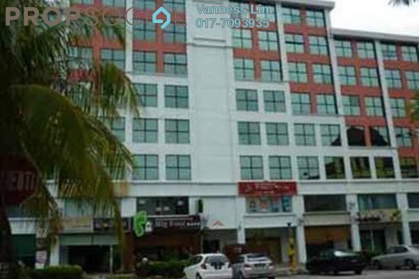 For Sale Office at Sunway Mentari, Bandar Sunway Leasehold Semi Furnished 0R/0B 260k