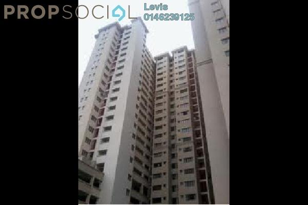 For Rent Condominium at Permai Puteri, Ampang Leasehold Fully Furnished 3R/2B 1.7k