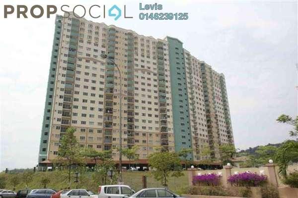 For Rent Condominium at Desaminium Rimba, Bandar Putra Permai Leasehold Semi Furnished 4R/3B 1k