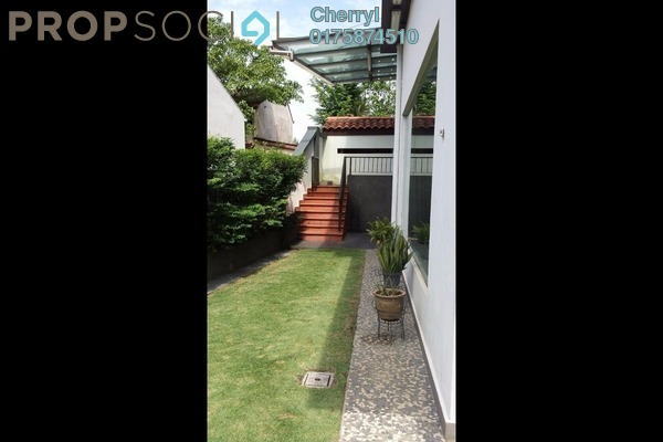 For Sale Bungalow at Bangsar Villa, Bangsar Freehold Fully Furnished 6R/6B 6.8m