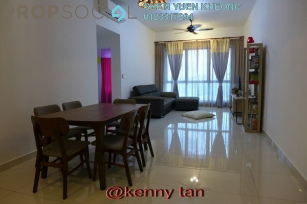 For Rent Serviced Residence at 8 Kinrara, Bandar Kinrara Freehold Fully Furnished 3R/2B 2.5k