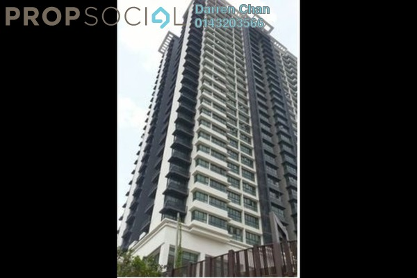 For Rent Condominium at KM1, Bukit Jalil Freehold Fully Furnished 4R/3B 2.9k