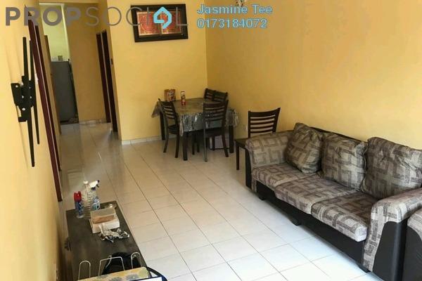 For Sale Townhouse at Pinggiran Cempaka, Pandan Indah Leasehold Fully Furnished 3R/2B 415k