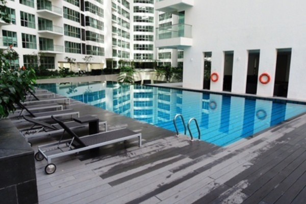 For Sale Condominium at Regalia @ Jalan Sultan Ismail, Kuala Lumpur Freehold Unfurnished 3R/2B 950k