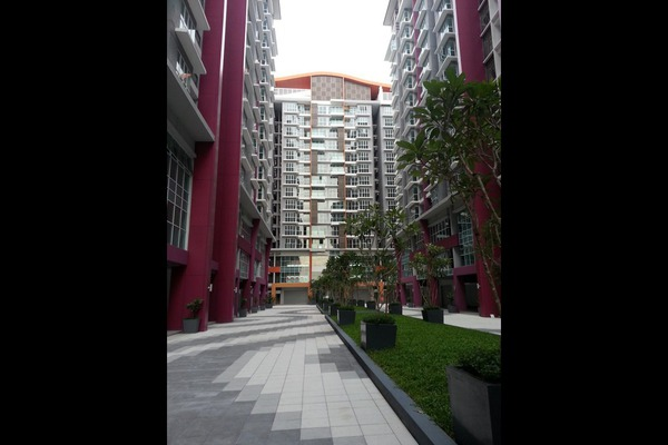 For Sale Condominium at Pacific Place, Ara Damansara Leasehold Unfurnished 2R/1B 600k