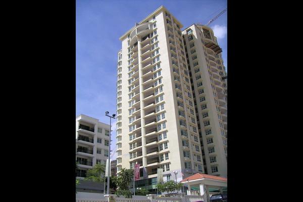 For Rent Condominium at La Grande Kiara, Mont Kiara Freehold Fully Furnished 4R/2B 5k
