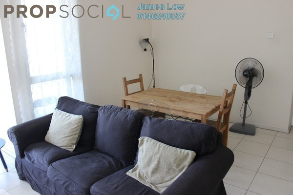 For Sale Condominium at Casa Indah 2, Tropicana Leasehold Fully Furnished 2R/2B 650k