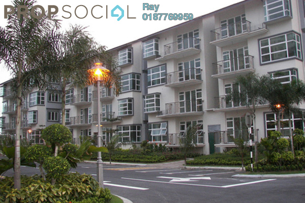 For Rent Condominium at Desa Impiana, Puchong Freehold Fully Furnished 4R/3B 1.7k
