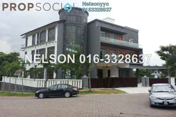 For Sale Bungalow at Mines Resort City, Seri Kembangan Leasehold Fully Furnished 9R/12B 8.3m