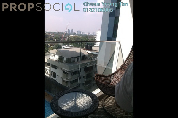 For Sale Condominium at M Suites, Ampang Hilir Freehold Fully Furnished 0R/1B 488k
