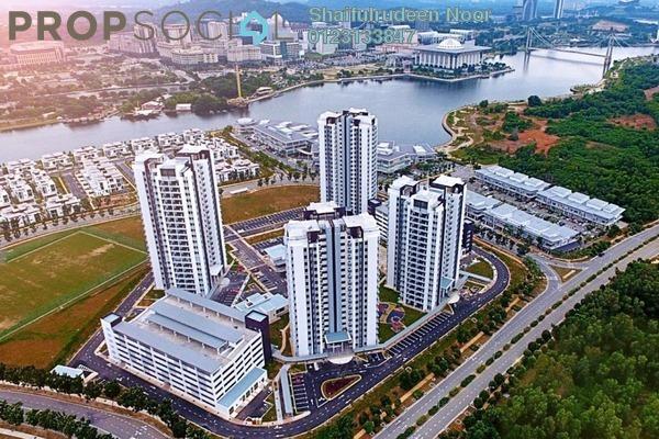 For Rent Condominium at Tamara, Putrajaya Freehold Semi Furnished 3R/2B 2.2k