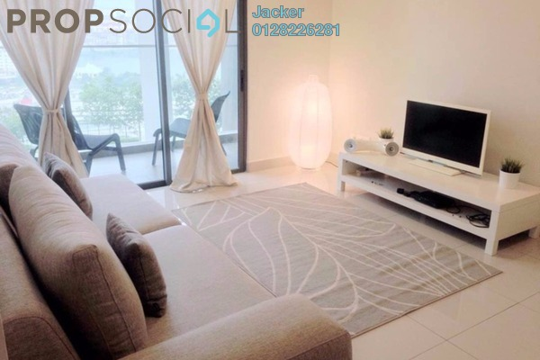 For Rent Condominium at Univ 360 Place, Seri Kembangan Leasehold Fully Furnished 3R/2B 2.3k