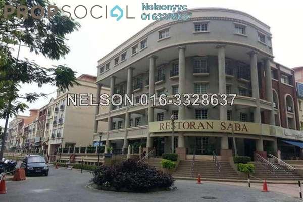For Sale Office at CBD Perdana 1, Cyberjaya Freehold Semi Furnished 0R/1B 990k