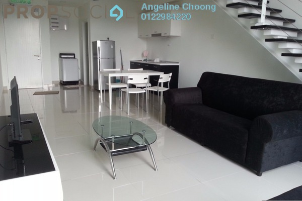 For Sale Serviced Residence at The Scott Soho, Old Klang Road Freehold Fully Furnished 1R/2B 448k