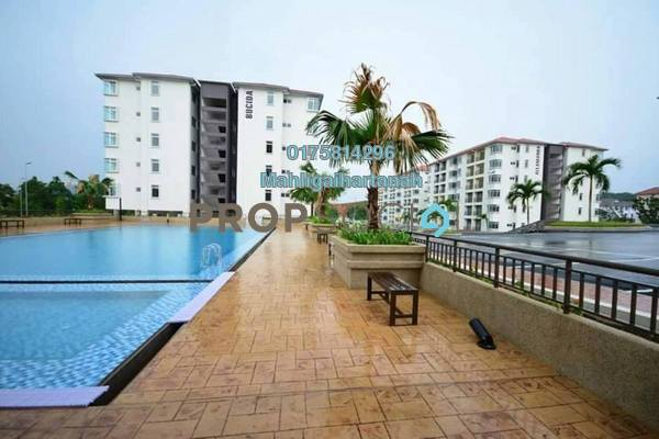For Sale Apartment at Bandar Puncak Alam, Kuala Selangor Freehold Unfurnished 3R/2B 245k