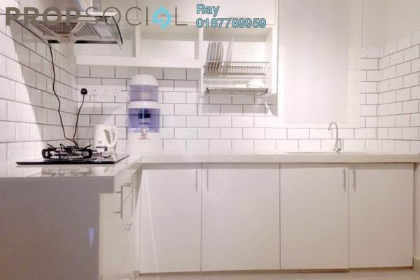 For Rent Condominium at Univ 360 Place, Seri Kembangan Leasehold Fully Furnished 3R/2B 2.5k