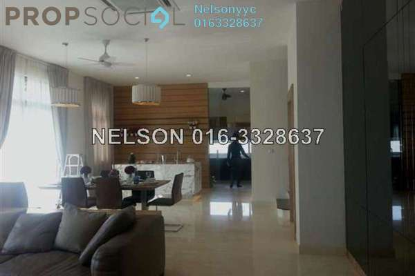 For Sale Semi-Detached at Flora Damansara, Damansara Perdana Leasehold Semi Furnished 5R/5B 3.2m