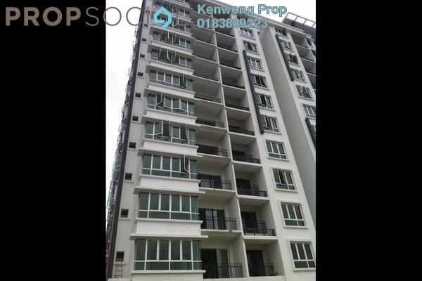 For Rent Condominium at Zenith Residences, Kelana Jaya Leasehold Unfurnished 3R/2B 1.8k