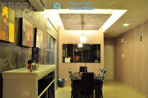 For Sale Condominium at Anyaman Residence, Bandar Tasik Selatan Freehold Fully Furnished 3R/2B 710k