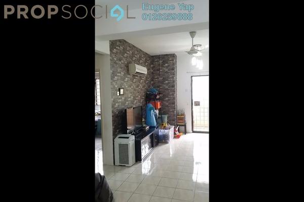 For Sale Condominium at Bougainvilla, Segambut Freehold Semi Furnished 3R/2B 378k