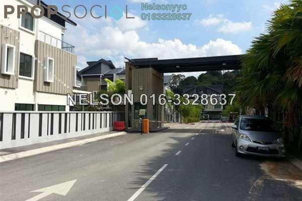 For Sale Semi-Detached at BK5, Bandar Kinrara Freehold Fully Furnished 6R/6B 2.2m