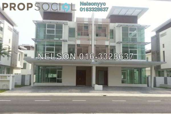 For Sale Semi-Detached at Garden Residence, Cyberjaya Freehold Unfurnished 6R/6B 1.85m