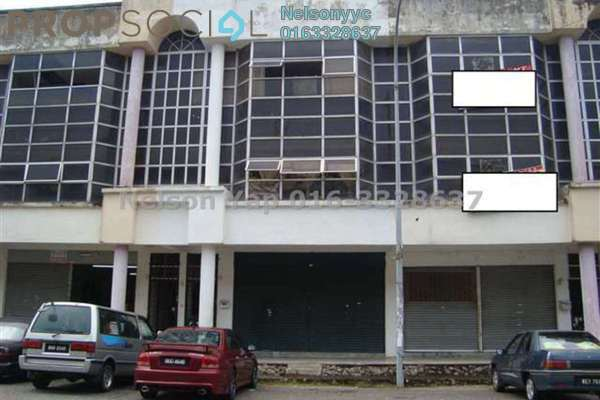 For Sale Shop at Subang Bestari, Subang Leasehold Unfurnished 0R/1B 950k