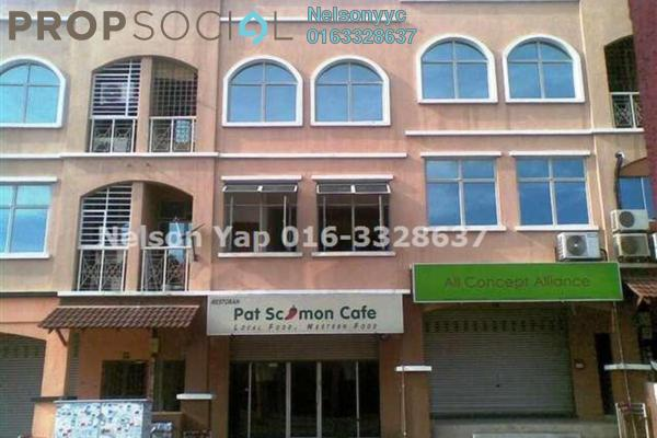 For Sale Shop at Puteri 5, Bandar Puteri Puchong Freehold Semi Furnished 0R/1B 2.2m