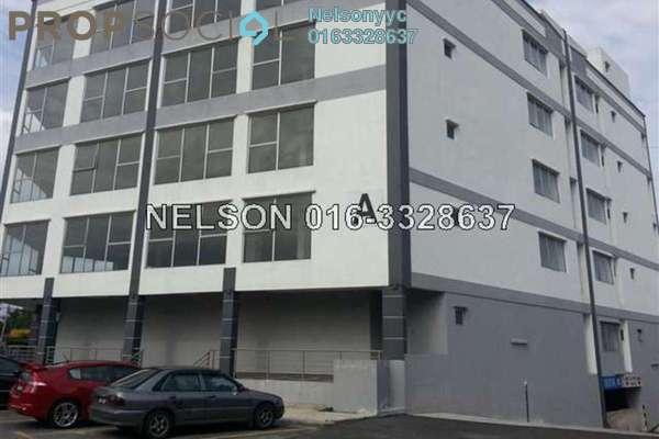For Sale Office at Kampung Baru Sungai Buloh, Sungai Buloh Leasehold Unfurnished 0R/1B 3.88m