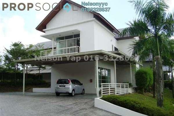 For Rent Bungalow at Bukit Gita Bayu, Seri Kembangan Freehold Semi Furnished 5R/5B 12.5k