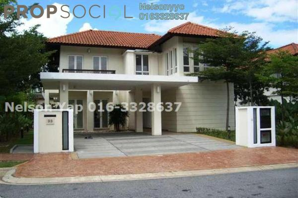 For Rent Bungalow at Seri Beringin, Damansara Heights Freehold Semi Furnished 4R/4B 18k