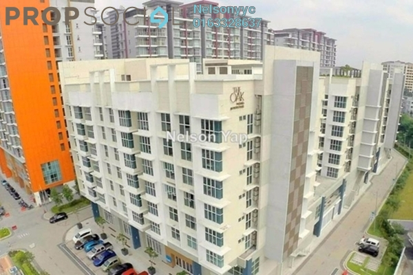 For Rent Condominium at Pacific Place, Ara Damansara Leasehold Fully Furnished 3R/2B 2.5k