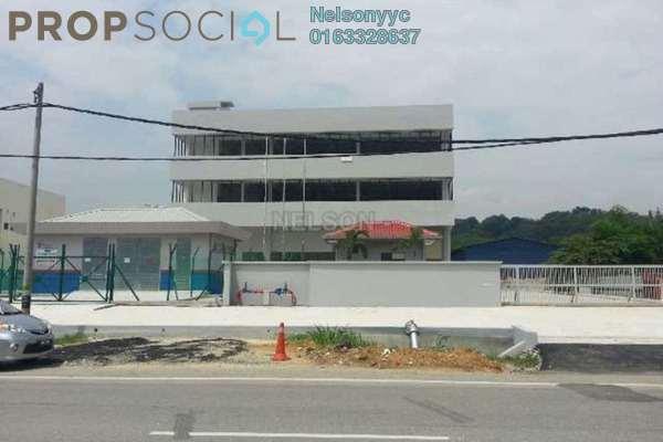 For Rent Factory at Kampung Baru Sungai Buloh, Sungai Buloh Leasehold Unfurnished 0R/1B 85k