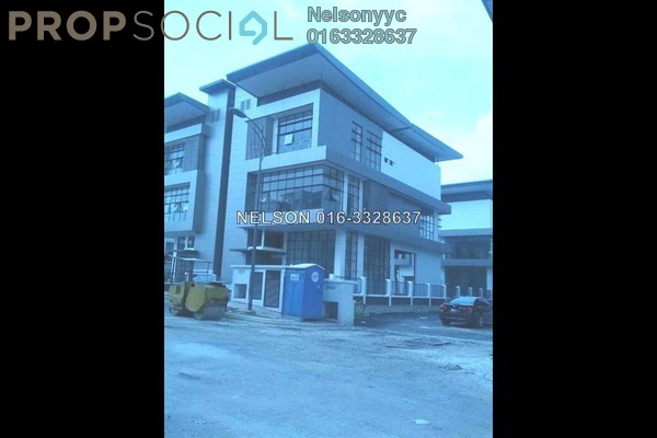 For Rent Factory at Section 51A, Petaling Jaya Freehold Unfurnished 0R/1B 28k