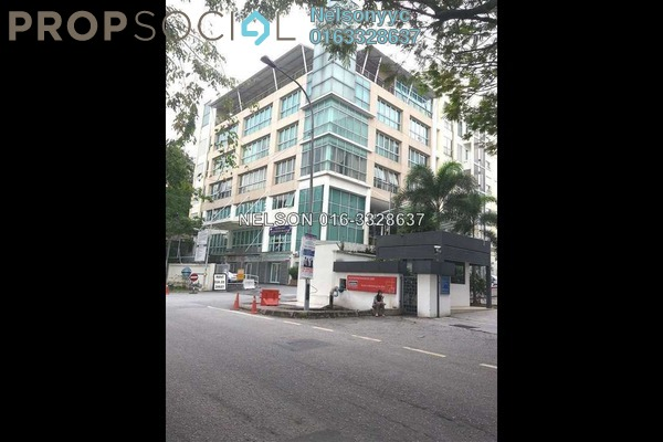 For Rent Office at Section 19, Petaling Jaya Freehold Semi Furnished 0R/1B 4.25k