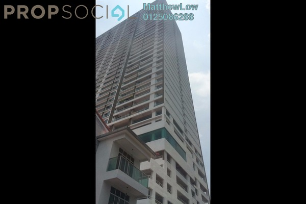 For Sale Apartment at Shineville Park, Farlim Freehold Semi Furnished 4R/2B 650k