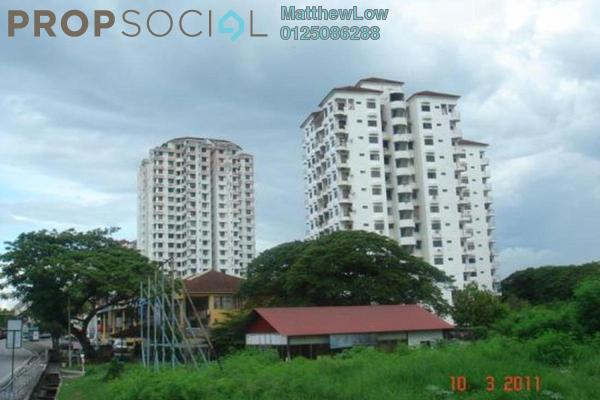 For Sale Condominium at University Heights, Sungai Dua Freehold Semi Furnished 3R/2B 480k