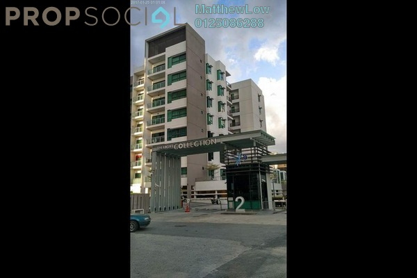 For Rent Apartment at The Light Collection I, The Light Freehold Fully Furnished 3R/3B 3k