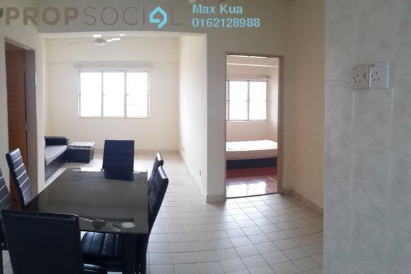 For Rent Condominium at Prisma Perdana, Cheras Freehold Semi Furnished 3R/2B 1.1k