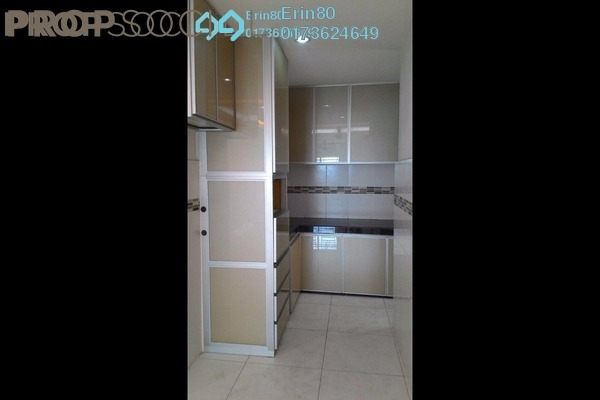 For Rent Condominium at Kristal View, Shah Alam Leasehold Semi Furnished 3R/2B 1.75k