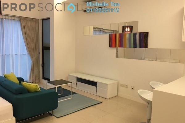 For Rent Condominium at The Horizon Residences, KLCC Freehold Fully Furnished 1R/1B 2.7k