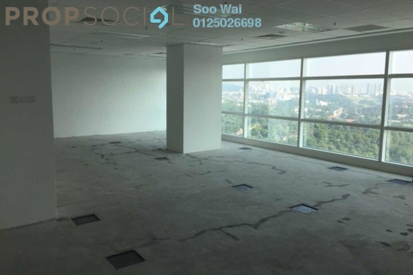 For Rent Office at Q Sentral, KL Sentral Freehold Unfurnished 0R/0B 5.33k