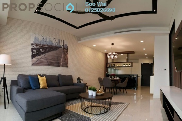 For Rent Condominium at Banyan Tree, KLCC Freehold Fully Furnished 1R/0B 8k