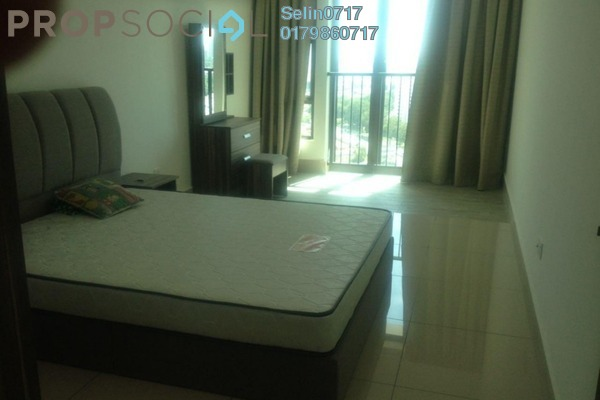 For Rent Condominium at Ideal Vision Park, Sungai Ara Freehold Fully Furnished 3R/3B 1.8k