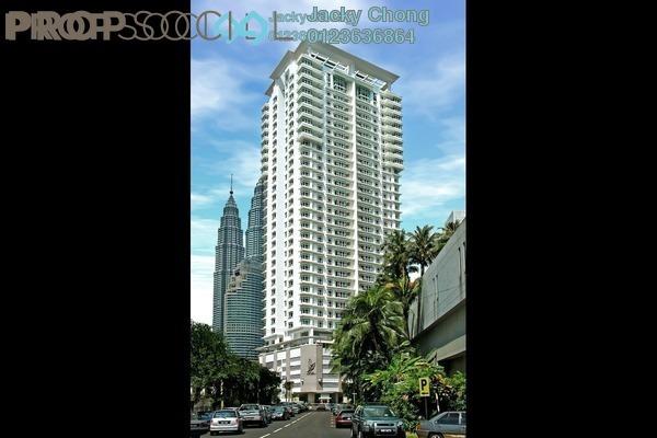 For Sale Duplex at Binjai Residency, KLCC Freehold Semi Furnished 6R/8B 11m