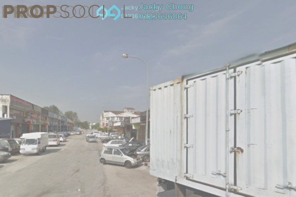 For Sale Factory at Saujana Indah Industrial Park, Saujana Freehold Semi Furnished 3R/1B 2.1m